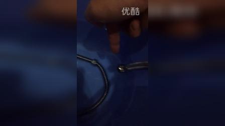 鱼缸完美虹吸底滤管路
