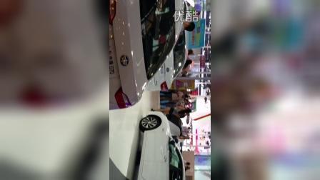 2015年10月4日天津国际汽车贸易展览会一汽奔腾展区1