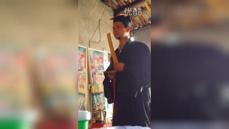 公安县正一派道士道场(北坛)~开坛