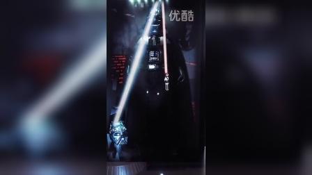 3Ds全息投影展示柜 星球大战 - M12 x Star Wars - Darth Vader