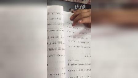 蔡杰葫芦丝高山青唱谱