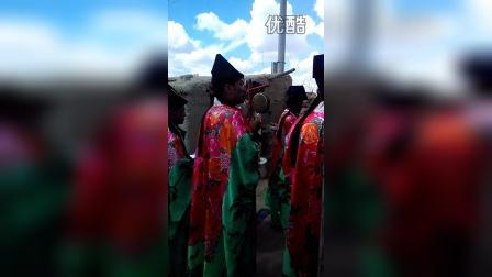内蒙古乌兰察布市商都县亡者超度视频   团队由民间艺人:梁七、根平、根锁、翟志。