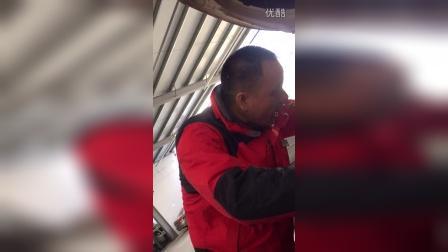途观漏油,2015-11-27浙江申华大众4s店