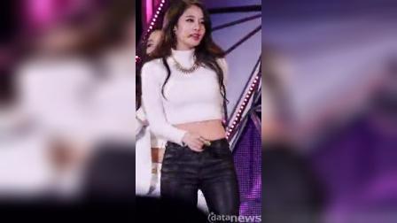141211 T-ARA 朴智妍 roly poly 饭拍视频