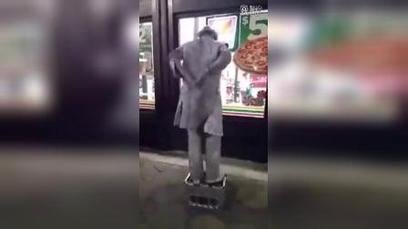 【如此富二代】屌炸天的街头斗舞~有谁还见过更厉害的街舞!求爆【街舞】
