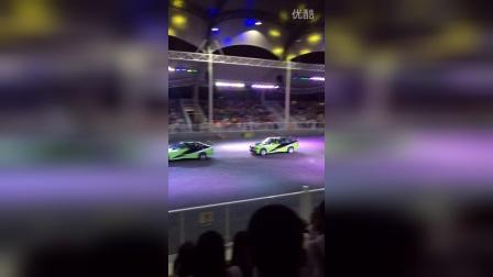 三亚骏达车技演艺馆2