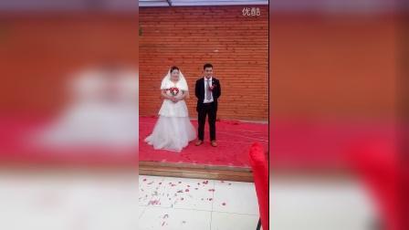 高翔先生和陈逢梅小姐的婚礼视频