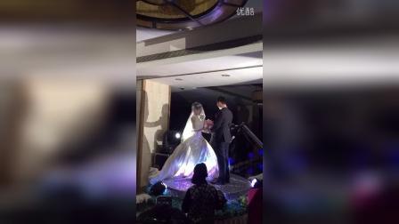 2016.1.3慧慧姐姐婚礼~