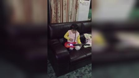 2016.1.4淇淇唱歌仔