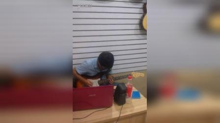 老男孩电吉他间奏