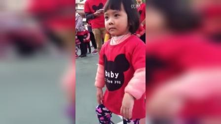 德庆阳光幼儿园2016年亲子运动会-7