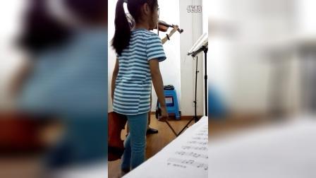 笑笑小提琴