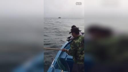 PT大青海钓俱乐部—星星同学继续上马交