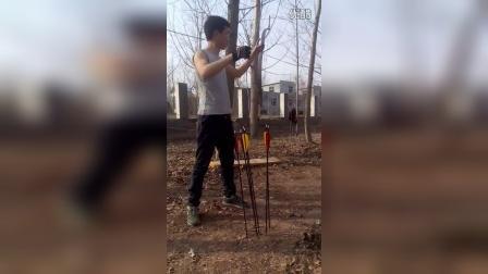 青海弓习射