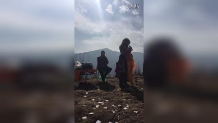 阿坝州黑水县石碉楼格衣村
