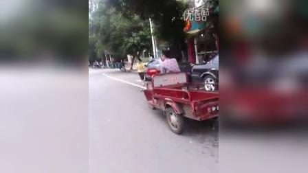 海南省儋州市那大镇建设路三轮车人才车神_高清