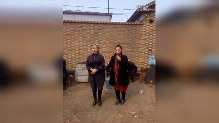 大城县魏香芝演唱的评剧杨三姐告状选段<我那糊涂>的妈