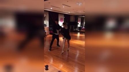 拉丁舞 乌克兰舞蹈演员影视剧演员 安娜塔莉亚·沙迪科娃 - Anastasiia Sedikova