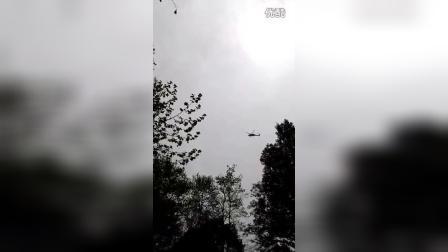 成都军区武装直升机