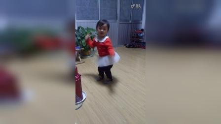 小毛即兴跳舞4