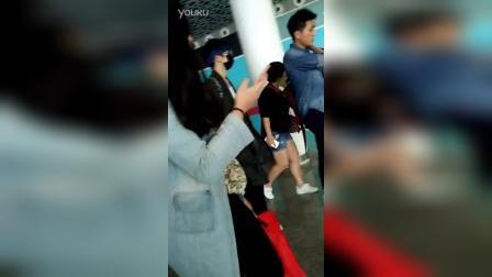 2016.04.10.深圳飞北京 送机