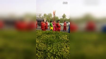 恭请泰山奶奶二零一六年三月初七 莅临 淄川