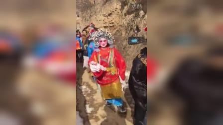 2016秦安中山高湾村社火