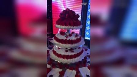 20140502 四层婚礼蛋糕