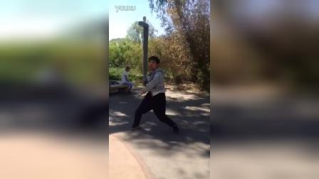 北京双截棍联盟 龙潭湖公园聚会小练