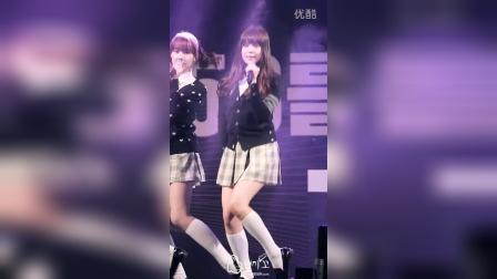 [171HD.NET]160220 GFRIEND - Me Gustas Tu 首尔江中体育馆KT GIGA Legend Match庆祝演出 饭拍视频