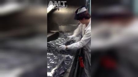 东风本田汽车发动机制作工艺