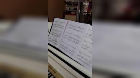 排练《两地曲》翻唱highc  演唱:苑璐  钢琴伴奏:赫媛媛