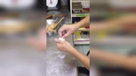 上海小笼包包法