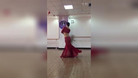 张君霞2016年最新东方舞