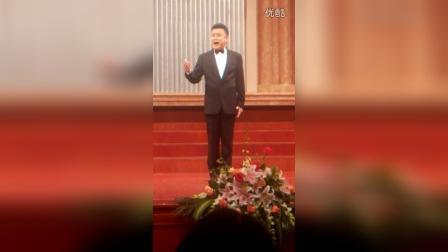男高音歌唱家李清姿演唱歌曲《松花江上》张寒晖作曲。