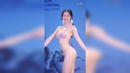 韩国女子健美fbb