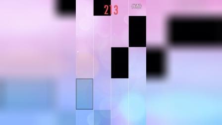 游戏视频之钢琴块儿——康康舞曲545