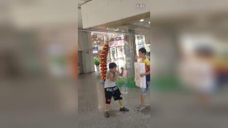 9岁4个月 康辉格斗训练(哥不是传说 不要迷恋哥)