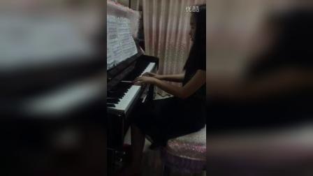 博雅钢琴学员刘诚姚十级练习