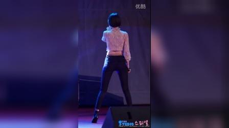 刘可颖热舞