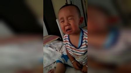 【发现最热视频】熊孩子提妈秒哭 收放自如神演技!