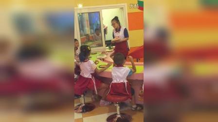 张颂第一次做披萨