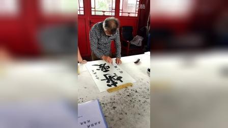 """程似锦十一期间莅临天津滨海新区""""冬枣节""""开幕式7"""