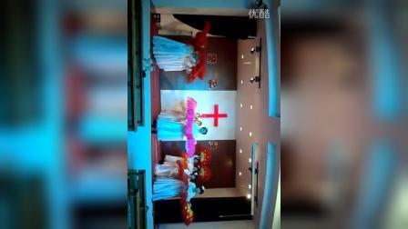 2014年圣诞节孙庄基督教会舞蹈这一生最美的祝福