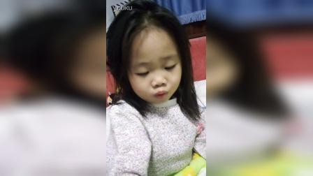 3岁超级无敌超萌宝贝唱生日歌甜腻你