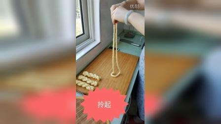 奶香大麻花的制作方法和配方