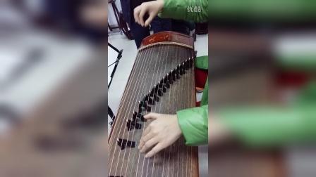 单珊老师古筝教学 杨翠喜