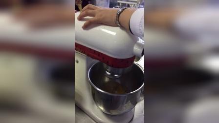 摩卡蛋糕制作