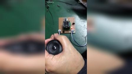 LS301 门窗报警芯片