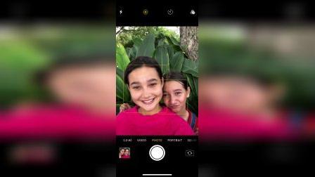 如何在iPhone X上进行肖像模式自拍